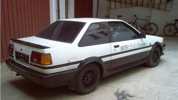 Toyota corolla GT Coupe GTI GT86 Oldtimer Gebrauchtwagen Youngtimer JApan Drift HEckantrieb