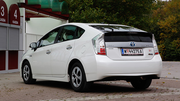 Toyota Prius 1,8 VVT-i Plug-in-Hybrid Executive