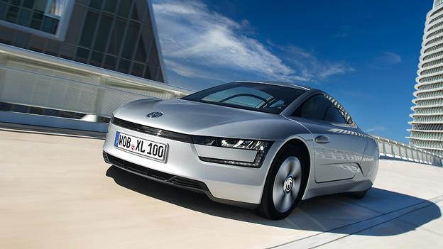 VW Volkswagen XL1 Ein Liter Auto Genf Geneva Autosalon MEsse
