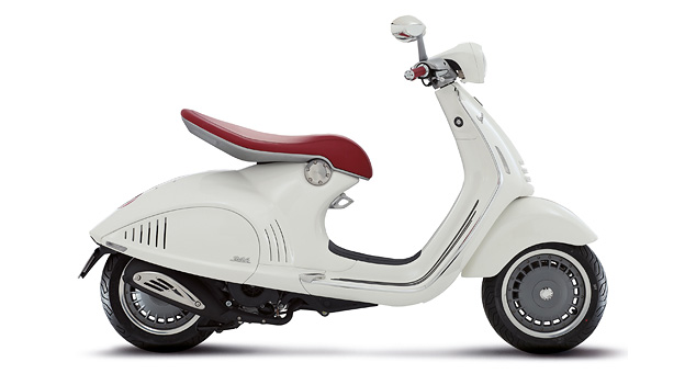 Piaggio Vespa 946 Roller Ikone Stadtverkehr Comeback