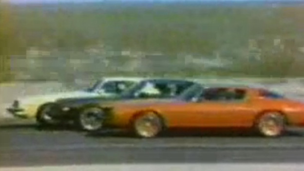 Chevrolet Camaro Z28 Z/28 Werbung Video Commercial Muscle Car Pony Car