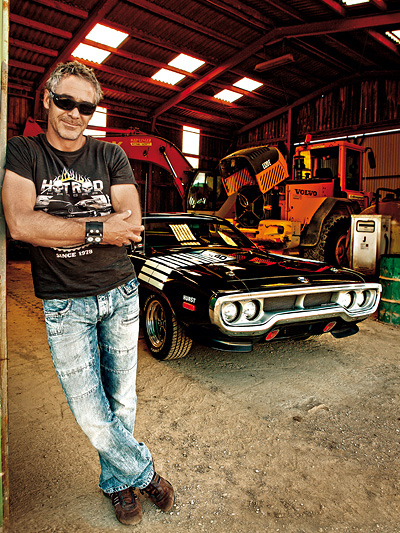 Autoreveue More than speed TV Show ATV Christian Clerici