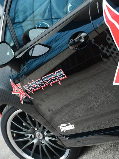 Ford Fiesta Racing Rookie Edition limitiert 50 Stück Ken Block