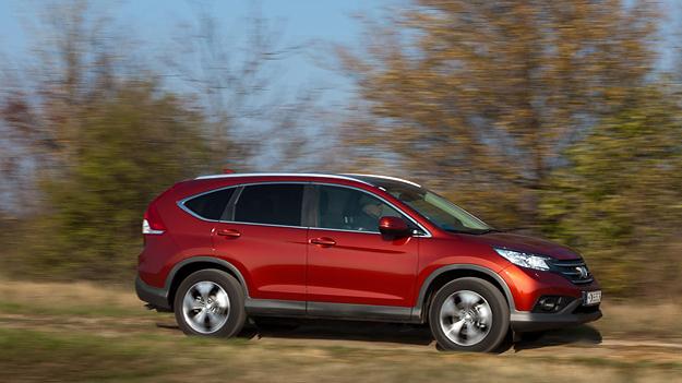 Honda CR-V 2,2 idtec Diesel Testbericht SUV
