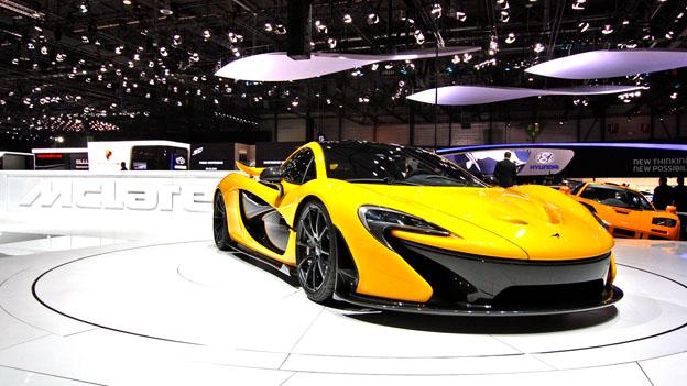 McLaren P1 stat vore