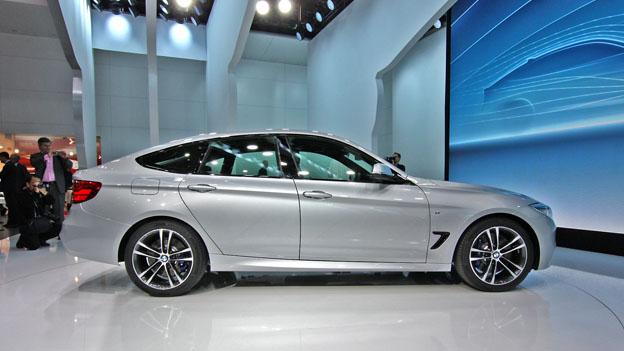 BMW 3er GT stat rechts