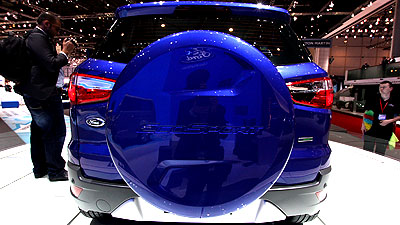 Ford EcoSport Detail