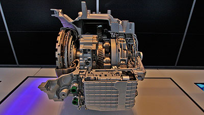 Land Rover 9-Gang-Automatik