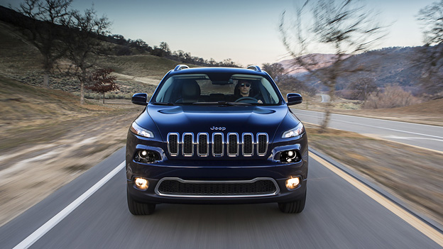 Jeep Cherokee SUV Offroad 4x4 2013 New York