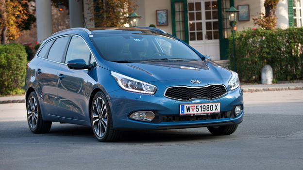 kia ceed sw 1 4 test adac 408inc blog. Black Bedroom Furniture Sets. Home Design Ideas