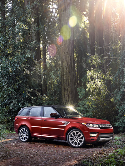 Land Rover Range Rover Sport Offroad SUV Premium