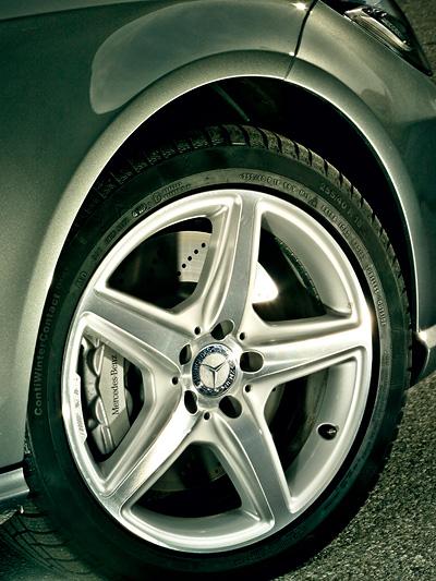 Mercedes Benz CLS 500 Shooting Brake Testbericht