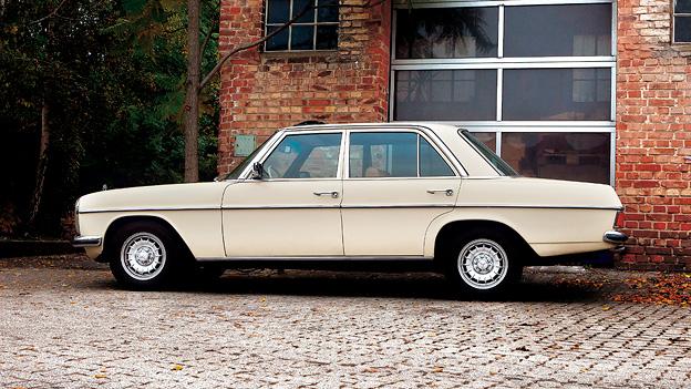 Mercedes Benz W114 W 115 W114/115 Kaufberatung Oldtimer Testbericht Gebrauchtwagen