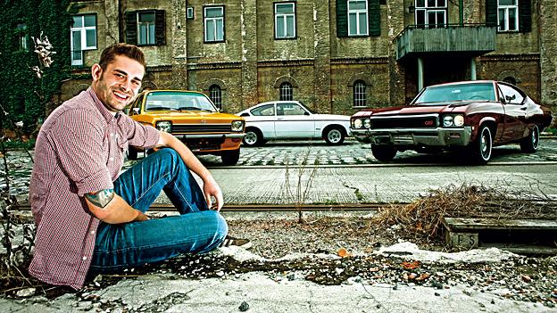 Buick Skylark Opel Kadett C Coupe Berlinetta C City Oldtimer Gebrauchtwagen