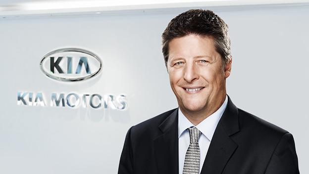 Benny Oeyen, Director Marketing & Product Planning, Kia Europe