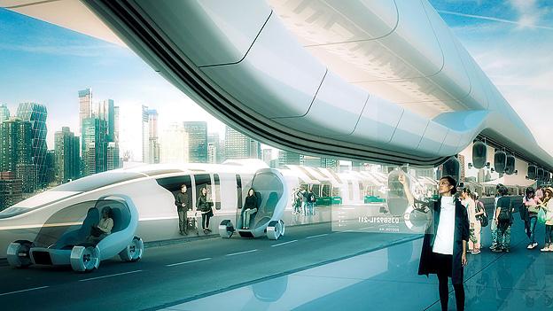Audi Urban Future Award 2012 Konzept