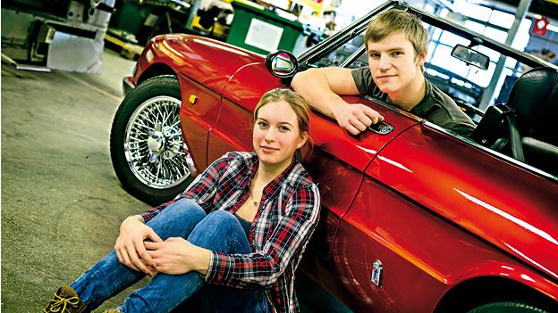 Alfa Romeo Spider Oldtimer Gebrauchtwagen Generation Drivestyle