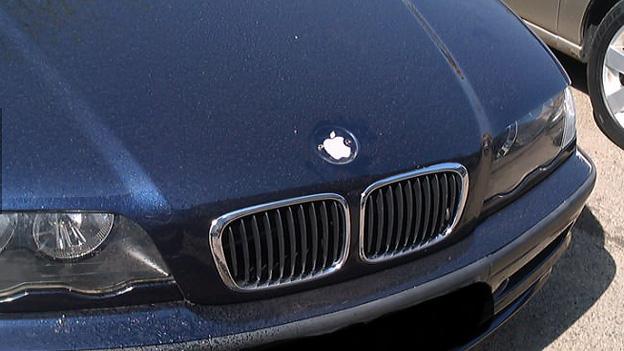 icar auto von apple bmw ibmw