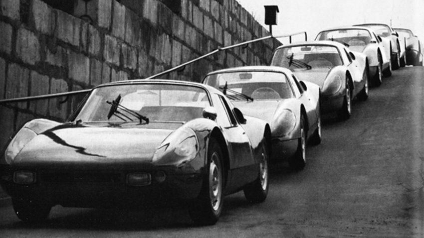 Porsche 904 - Der Ritt auf dem Vollblut