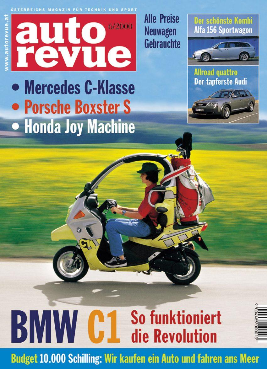 Autorevue Magazin-Archiv: Ausgabe 06/2000