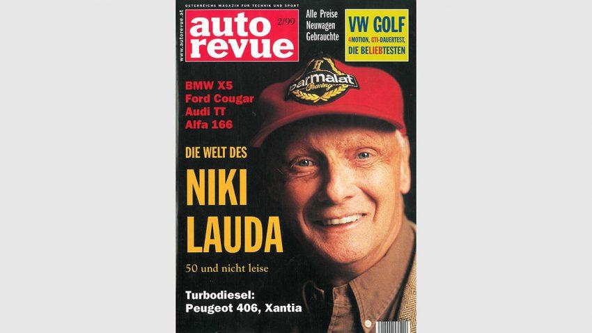Autorevue Magazin-Archiv: Ausgabe 02/1999