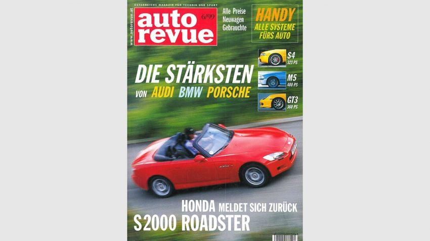 Autorevue Magazin-Archiv: Ausgabe 06/1999