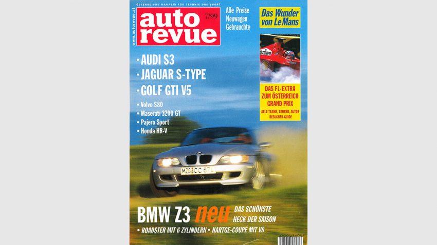 Autorevue Magazin-Archiv: Ausgabe 07/1999