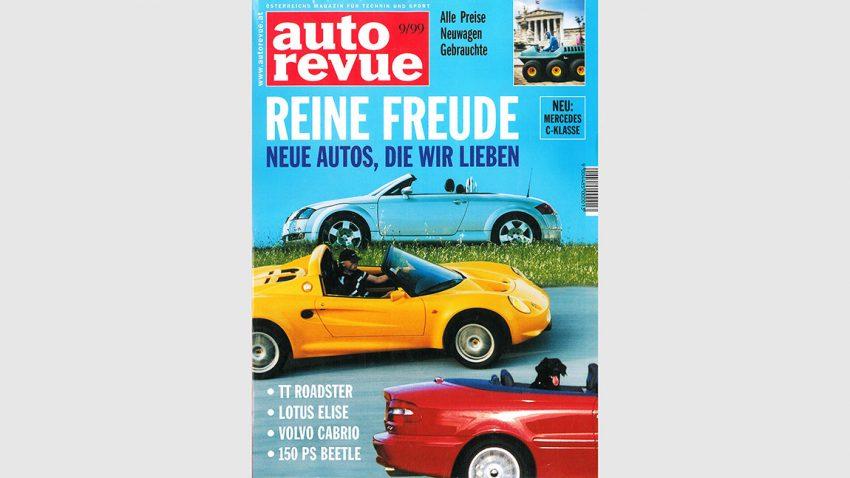 Autorevue Magazin-Archiv: Ausgabe 09/1999