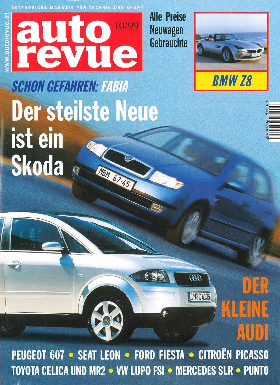Autorevue Magazin-Archiv: Ausgabe 10/1999