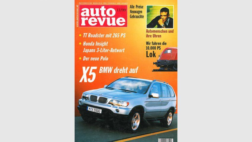 Autorevue Magazin-Archiv: Ausgabe 11/1999