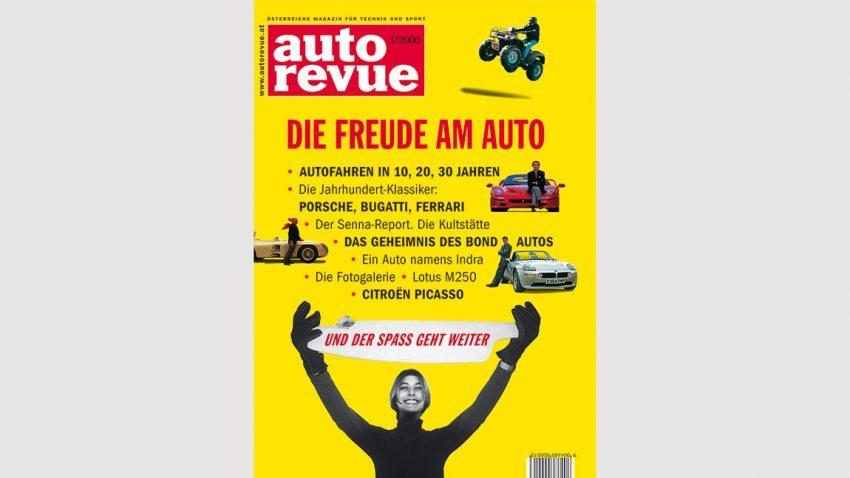 Autorevue Magazin-Archiv: Ausgabe 01/2000