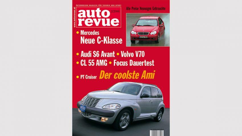 Autorevue Magazin-Archiv: Ausgabe 02/2000