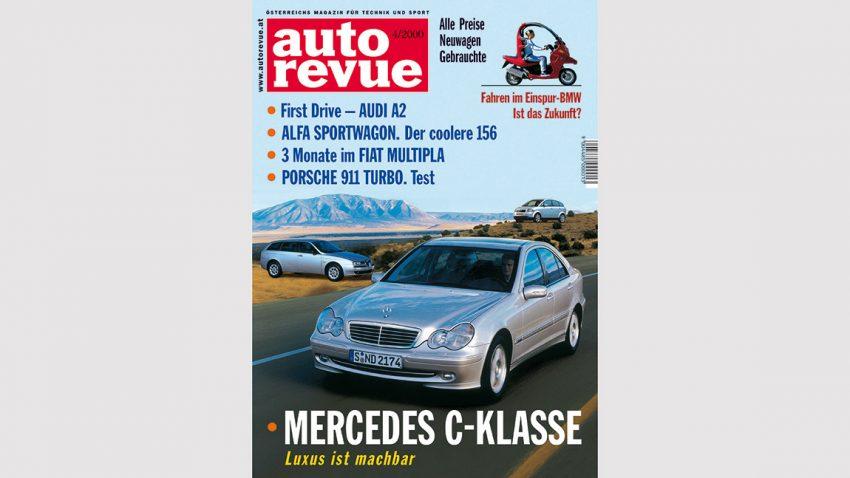 Autorevue Magazin-Archiv: Ausgabe 04/2000