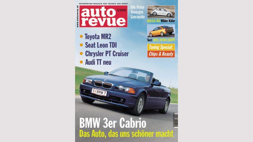 Autorevue Magazin-Archiv: Ausgabe 05/2000