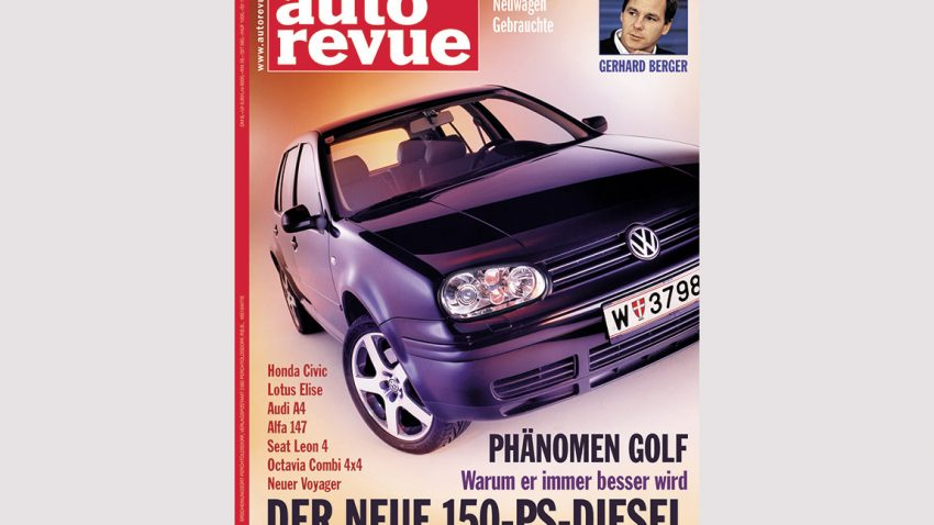 Autorevue Magazin-Archiv: Ausgabe 01/2001