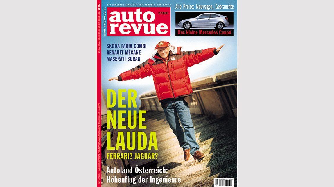 Autorevue Magazin-Archiv: Ausgabe 02/2001
