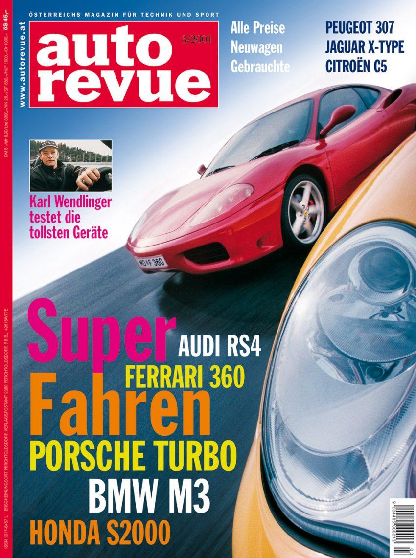 autorevue-cover-der-ausgabe-2001-03