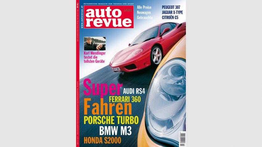 Autorevue Magazin-Archiv: Ausgabe 03/2001