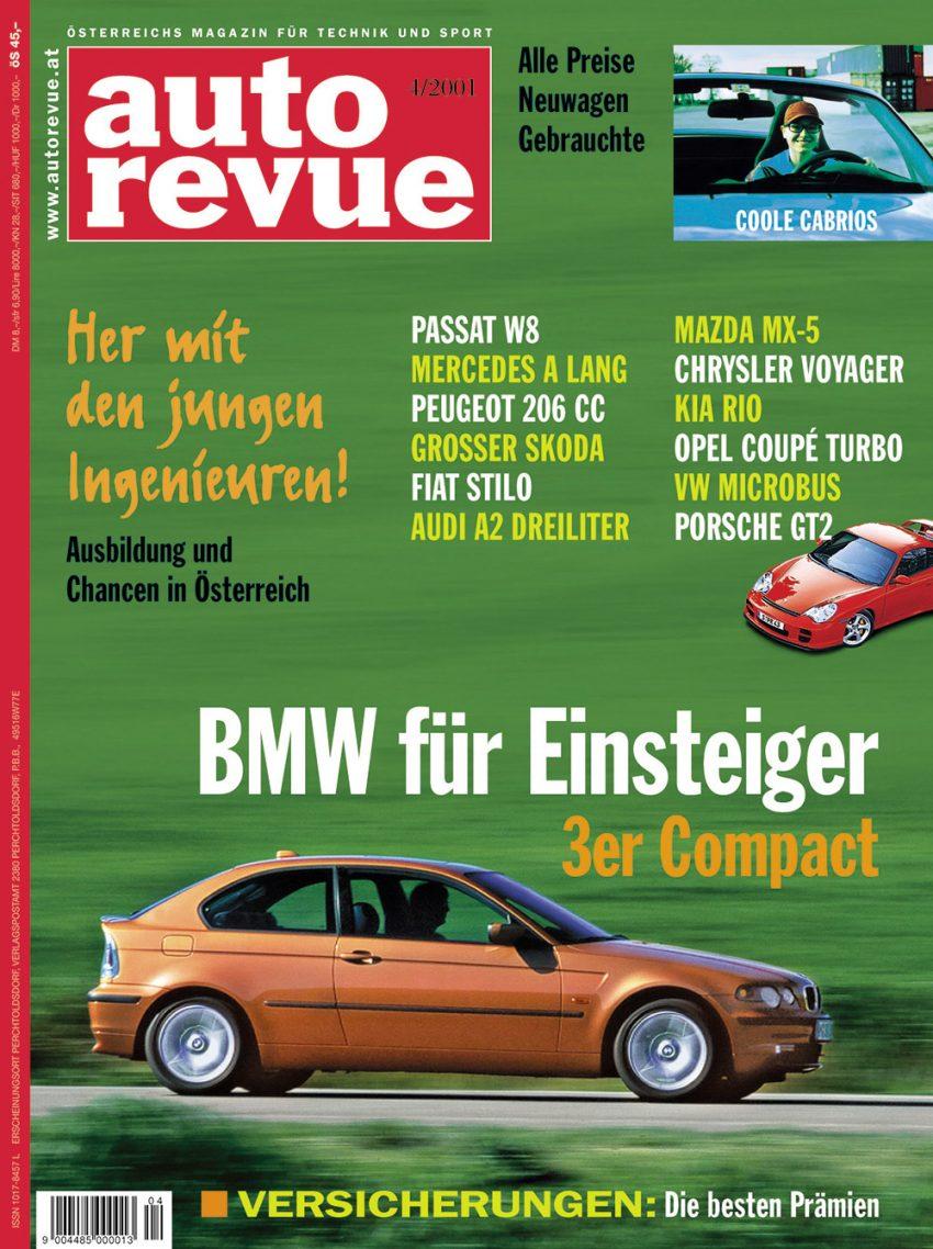 autorevue-cover-der-ausgabe-2001-04