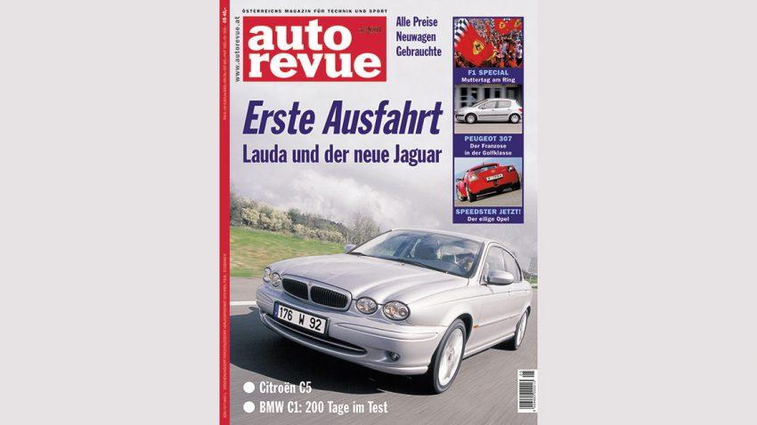 Autorevue Magazin-Archiv: Ausgabe 05/2001