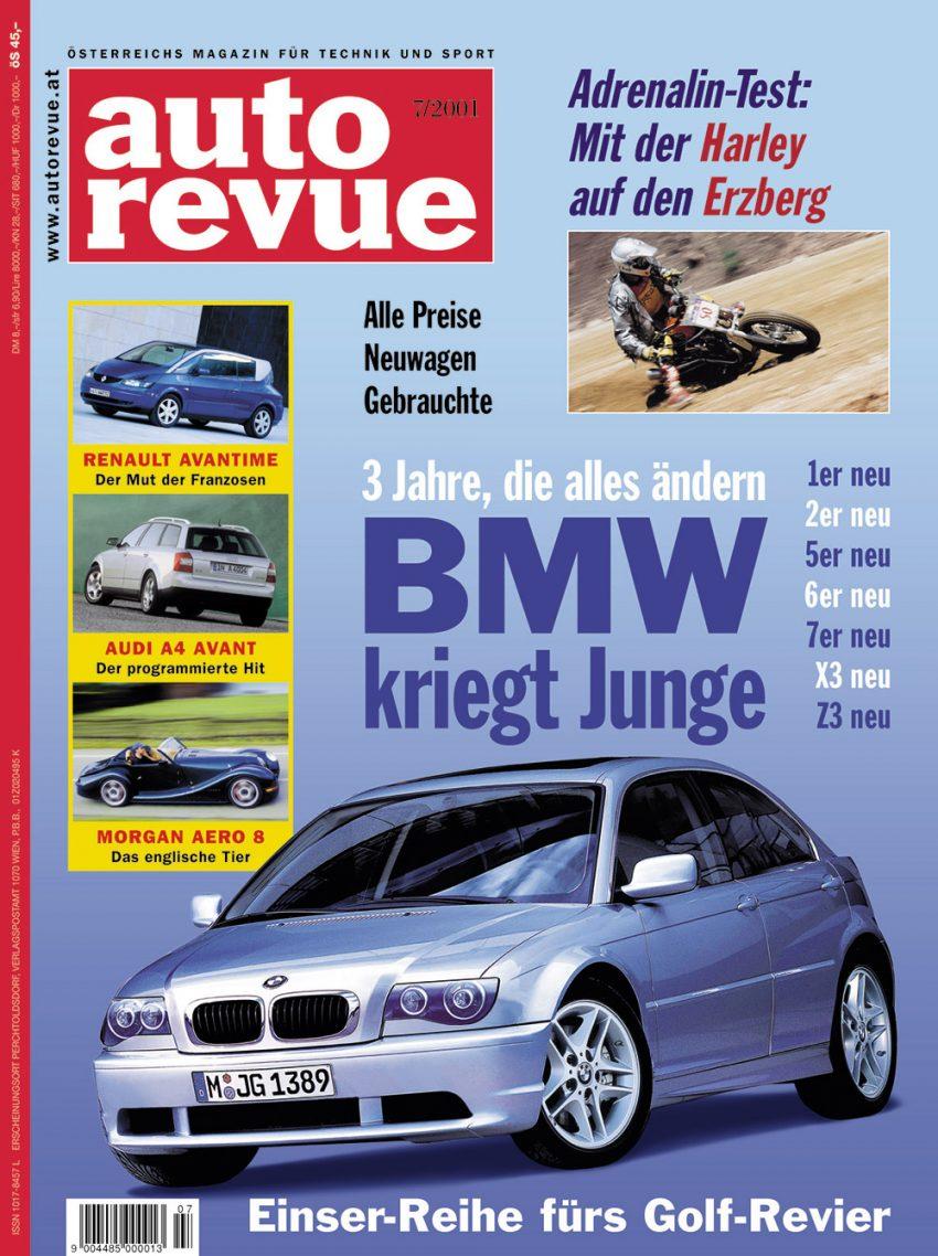 autorevue-cover-der-ausgabe-2001-07