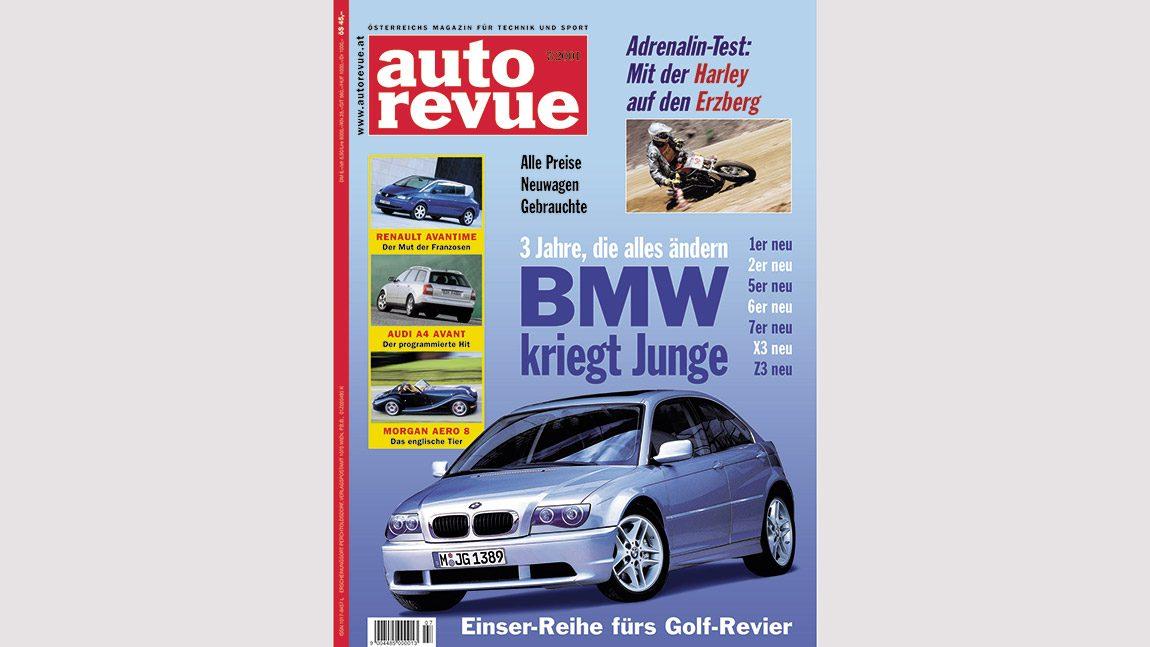 Autorevue Magazin-Archiv: Ausgabe 07/2001