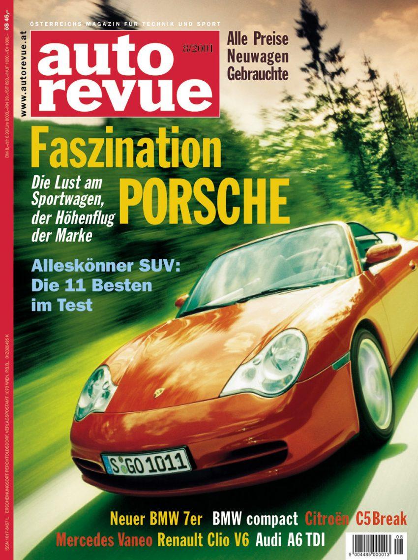 autorevue-cover-der-ausgabe-2001-08