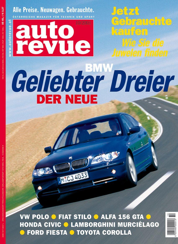 autorevue-cover-der-ausgabe-2001-10