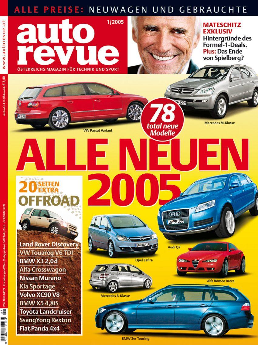 autorevue-cover-der-ausgabe-2005-01
