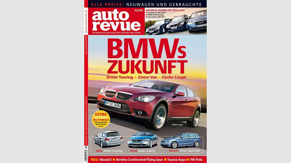 Autorevue Magazin-Archiv: Ausgabe 06/2005