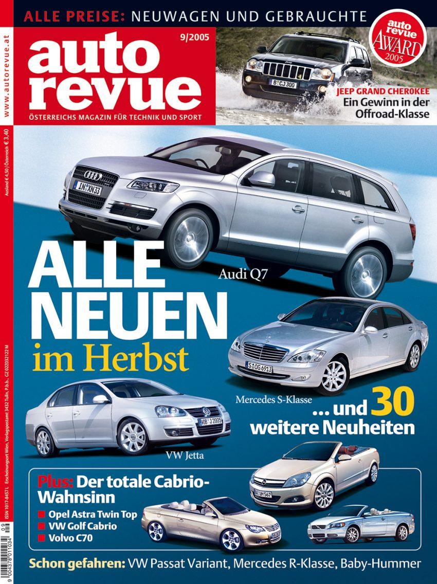 autorevue-cover-der-ausgabe-2005-09