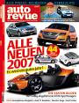 Autorevue - Cover der Ausgabe 2007 01