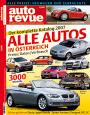 Autorevue - Cover der Ausgabe 2007 03
