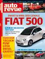 Autorevue - Cover der Ausgabe 2007 04